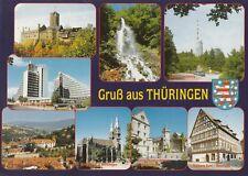 Ak Grüße aus Thüringen - verschiedene Ansichten