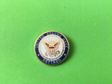 Us Navy Retired Hat/Lapel Pin