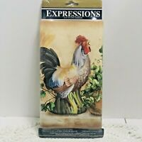 Expressions Rooster Chicken Kitchen Farm Wall Border Prepasted 5 Yards