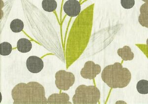 5 Yards Kravet Fabric Echo Capparis  Linen Drapery Upholstery
