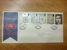 Prince of Wales Investiture First Day Cover 12th July 1969