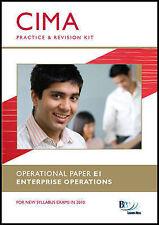 Cima-las operaciones empresariales: revisión Kit por los medios de Aprendizaje De BPP