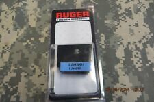 RUGER FACTORY 22MAG/17HMR MAGAZINE FOR 10/22, 77/22, AMERICAN & 96/22 MAGNUMS