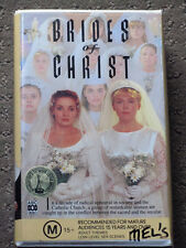 ~BRIDES OF CHRIST~ Australian ABC TV mini series x 2 video box set