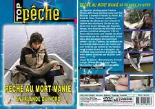 DVD Pêche au mort manié  - Pêche des carnassiers - Top Pêche