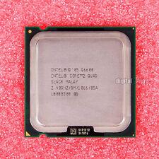 Intel Core 2 Quad Q6600 2.4 GHz Quad-Core CPU Processor SLACR SL9UM LGA 775