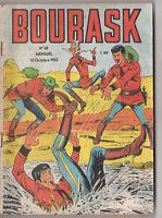 BOURASK Flambo n°40 - Ed. LUG 1962 - Très bel état
