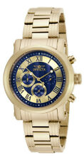 Invicta Specialty 15217 Men's Roman Numerals Purple Chronograph Analog Watch