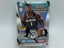 Panini 2020 Mosaic NBA Basketball Trading Cards - 32 Cards