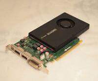 NVIDIA Quadro K2000 (2048 MB) Grafikkarte