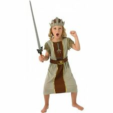 Fancy Dress Viking Boy Costume - Child Small Rubies