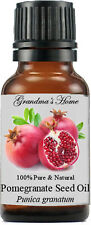Pomegranate Seed Oil - 15 mL - 100% Pure and Natural - Free Shipping - Us Seller