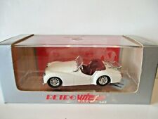 Retro Vitesse Models 1:43  240 TRIUMPH TR3a 1954  White Open Top   mint n boxed