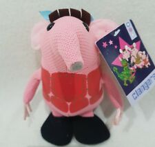 """Clangers Small Soft Toy Plush Soft 6"""" posh paws"""