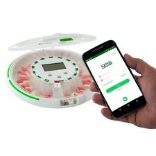 GMS Automatic Pill Dispenser - Use WiFi to Remote Monitor Meds From Smart Phone