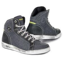 Stivali da guida fuoristrada impermeabile grigio