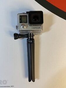 Brand new GoPro HERO4 Silver Edition Action Camcorder with Touchscreen LCD