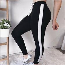 Women High Waist Yoga Sport Leggings Running Gym Stretch Sports Long Pants New