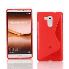 Custodie preformate/Copertine Per Huawei Mate S in silicone/gel/gomma per cellulari e palmari
