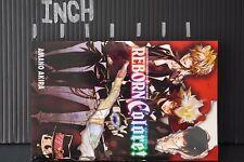 Japan Akira Amano: Reborn Official Visual Book Reborn Colore