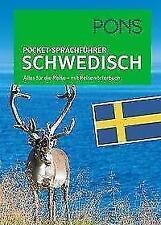PONS Pocket-Sprachführer Schwedisch (2018, Taschenbuch)