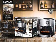 Macchina per Caffè Espresso e Cappuccino HOOMEI 850W Automatica Professionale
