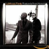 Lighthouse Family – Postcards From Heaven CD Album Polydor 1997 - Free Postage