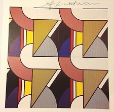 ROY LICHTENSTEIN HAND SIGNED * MODULAR PAINTING WITH FOUR PANELS NO. 2 * PRINT
