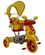 Tricycle Scooter Yellow