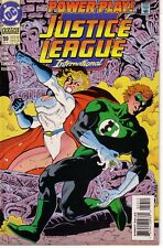 JUSTICE LEAGUE INTERNATIONAL #59 (FN-)