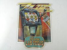 "ZZ TOP - VIVA LAS VEGAS - 7"" SHAPED PICTURE DISC 1992 WARNER RECORDS - EX- P1"