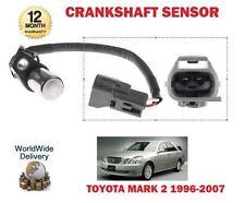 für Toyota Marke 2 2.0 2.5 1996-2007 NEU Kurbelwelle Kurbelwelle Winkel- Sensor