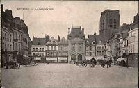Feldpostkarte aus Béthune Westfront Frankreich 1915 Feldpost gelaufen 1. WK WWI