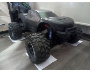 New Unbreakable body for Traxxas XMaxx Raptor V2