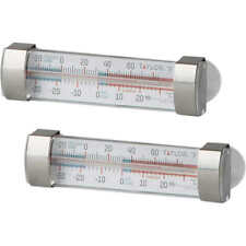 Taylor Fridge And Freezer Thermometer 2 Count