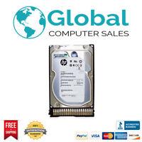 658084-001 HP 658071-B21 500GB 6G SATA 7.2K W// SC Hard Drive  658103-001 W// Tray