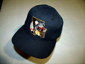 Yuba College 49ers Blue Hat Cowboy VINTAGE 1980s New Era Pro USA Fitted 7 3/8