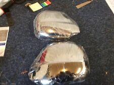 VITO 04 to 10, Chrome Mirror Covers,MIRROR FINISH STAINLESS STEEL,O/E M/B PART