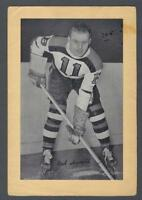 1934-44 Beehive Group I Boston Bruins Hockey Photos #18 Red Hamill