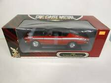 Road Signature 1969 Plymouth Barracuda Red (Die-cast - 1:18 Scale)