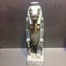 "8"" Egyptian Goddess Taweret Statue Ancient Egypt Hippo Sculpture Figure Figurine"