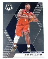 2019-20 Panini Mosaic Zion Williamson Variation Rookie RC