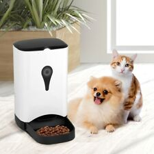 Automatic Pet Feeder for Dog Cat Food Dispenser