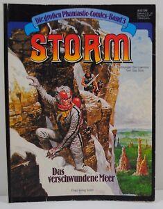 Comic -  Storm - Das verschwundene Meer - Band 3 - 1980 - Ehapa Verlag