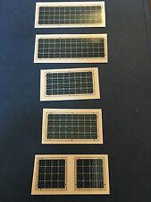 Model Boat Fittings  CMBA54-15 Solar Panels Array Medium Size (6)