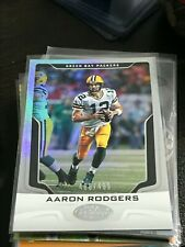 Aaron Rodgers 2017 Certified Mirror Silver #12 PACKERS #400/499! KXV2