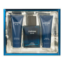 Chateau Blue 3 Piece Cologne Gift Set Inspired By. Bleu De Chanel