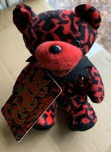 Grateful Dead CC. Rider Beanie Bear 5th Edition Collectable By Liquid Blue