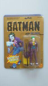 "BATMAN The JOKER DC Comics MOVIE 5"" Action Figure TOY BIZ 1989 Tim Burton"