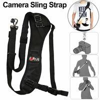 Focus F-1 Quick Rapid Single Shoulder Sling Belt Neck Strap For Camera DSLR SLR